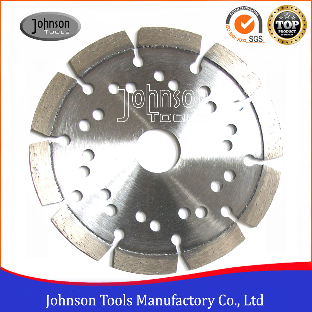 125mm Laser Saw Blade for Reinforced Concrete
