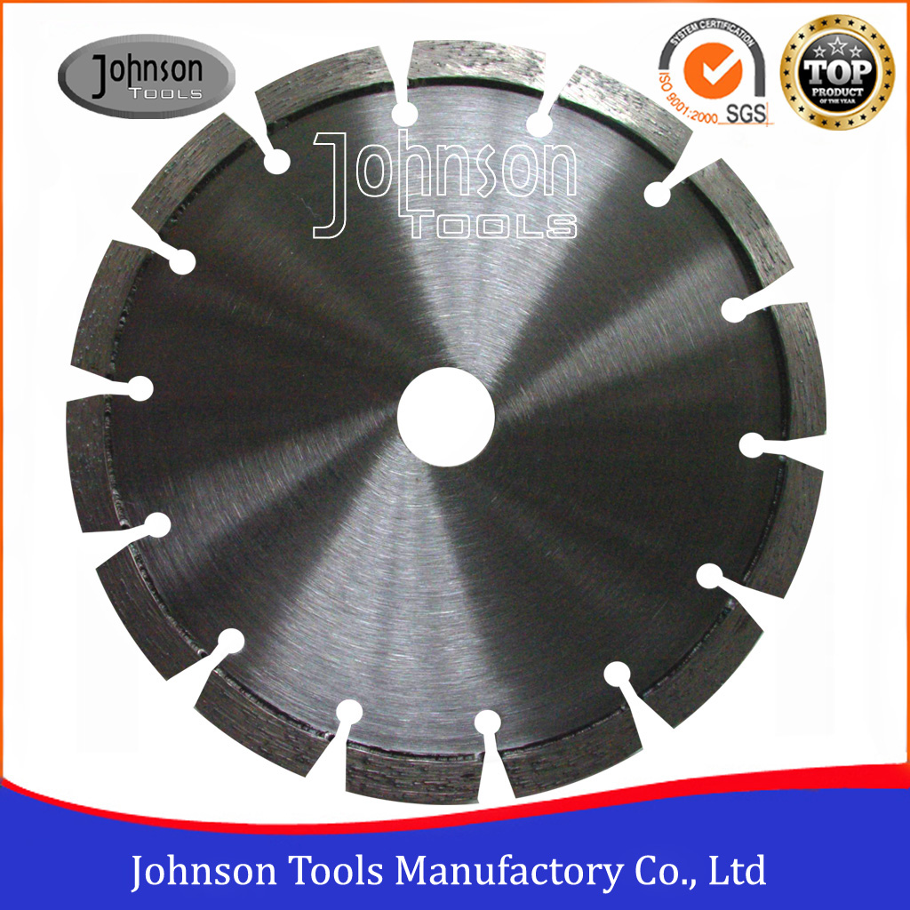 180mm Laser Welded Crack Chasing Diamond Cutting Blade