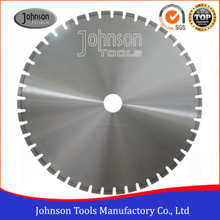 "32"" Diamond Floor Saw Blade for Cutting Reinforced Concrete , Asphalt Over Concrete"
