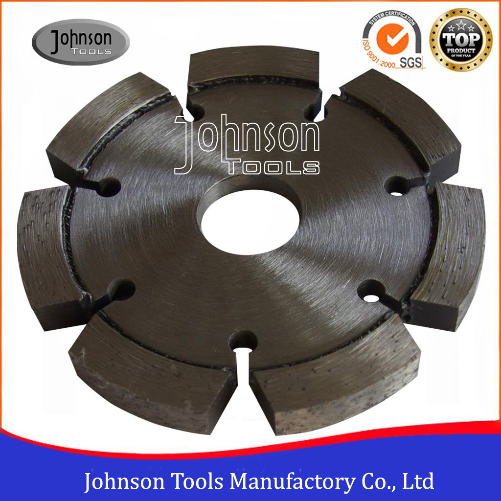 Normal Segment Laser Welded Tuck Point Blade