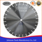 400mm Diamond Segment Saw Blade for Cutting General Purpose