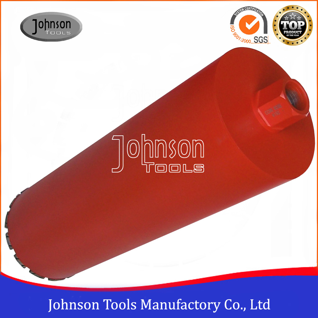 150mm Diamond Core Drill Bits With Metal Bond Materials Johnson Tools