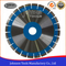 350mm Laser Welded Diamond Saw Blades for Granite Stone Cutting
