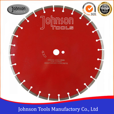 "16"" Concrete Diamond Blades for Cutting Reinforced Concrete"