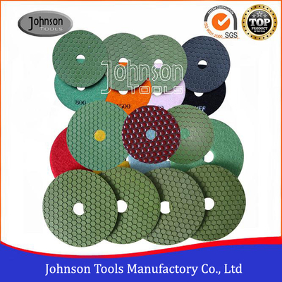 75mm-180mm Dry Diamond Polishing Pads