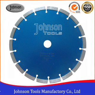 Diamond concrete cutting blade for dry cut circular concrete saw:230mm