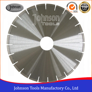"14"" Laser Welded Diamond Masonry Saw Blade for Cutting Soft refractory brick"