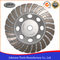 115mm Turbo Diamond Grinding Wheel for Stone