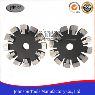 125mm Laser Welded Tuck Point Blade with Protection Teeth