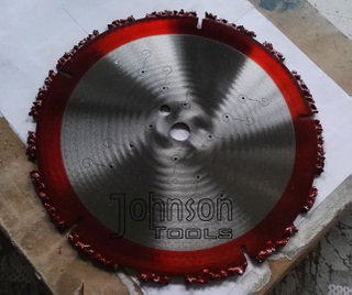 Professional Rescue Demolition Carbide Saw Blade For Stone Iron Steel All Purpose