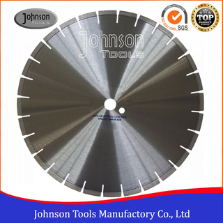 "16"" Precut Diamond Blade for Cutting Medium, Hard Reinforced Concrete"