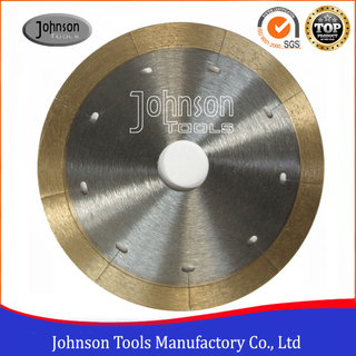 105mm-350mm Sintered Saw Blade For Porcelain