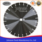 "4""-24"" Laser Welded Diamond Turbo Saw Blade for Cutting Concrete, stone"