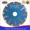 125mm concave blades cutting granite countertops
