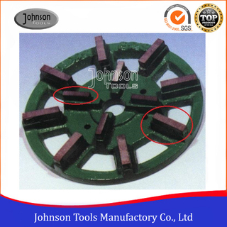 Metal Bond Segments for Grinding Plate Wheel