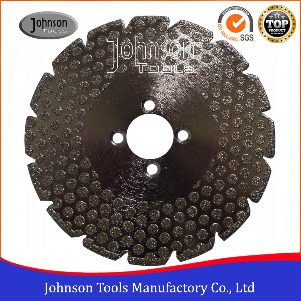 EP Disc 07-1 Electroplated Diamond Blades
