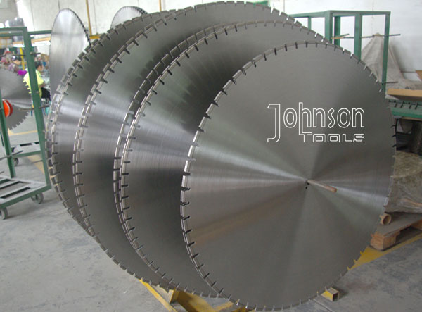 800mm Diamond Wall Saw Blade