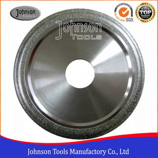 200mm Electroplated Diamond Grinding Wheels