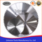 600-1600mm Laser Welded Wall Saw Diamond Blade to Cut Concrete Wall