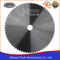 1200mm Diamond Road Cutting Blade for Concrete and Asphalt Cutting