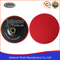 100-180mm Plastic Foam Angle Grinder Backing Pad